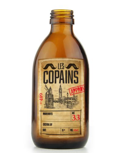 Cocktail Bottle Les Copains