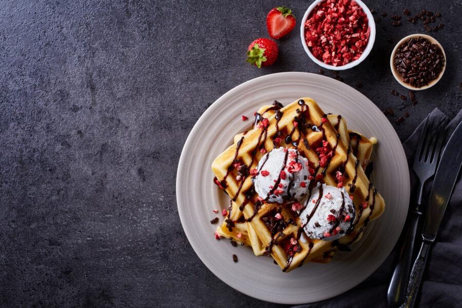 Crazy waffles | Mes Amis Waregem